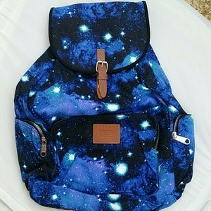 Victoria's Secret Pink Galaxy Backpack New NWT NIP
